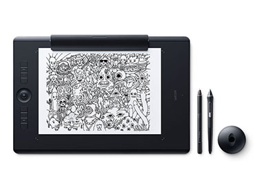 Tableta Digitalizadora Wacom Intuos Pro Paper Edition Medium - PTH660P