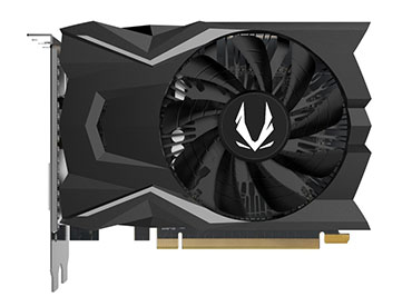 Placa de video ZOTAC GAMING GeForce® GTX 1650 OC 4GB GDDR5