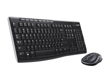 Logitech Wireless Combo MK270 Teclado y Mouse