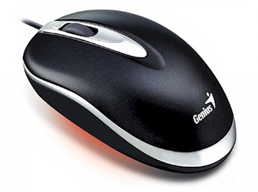 Mouse Genius Mini Traveler para Notebook USB